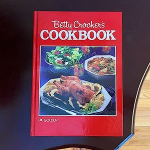 Betty Crocker's vintage cookbook- new and revised